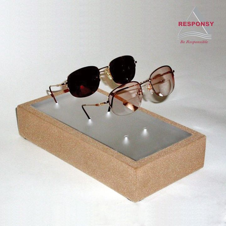 sunglass display stand
