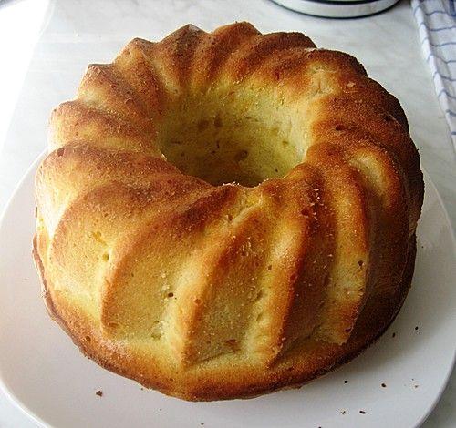 Rührkuchen mit Quark und Mandarinen - schnell, einfach, lecker