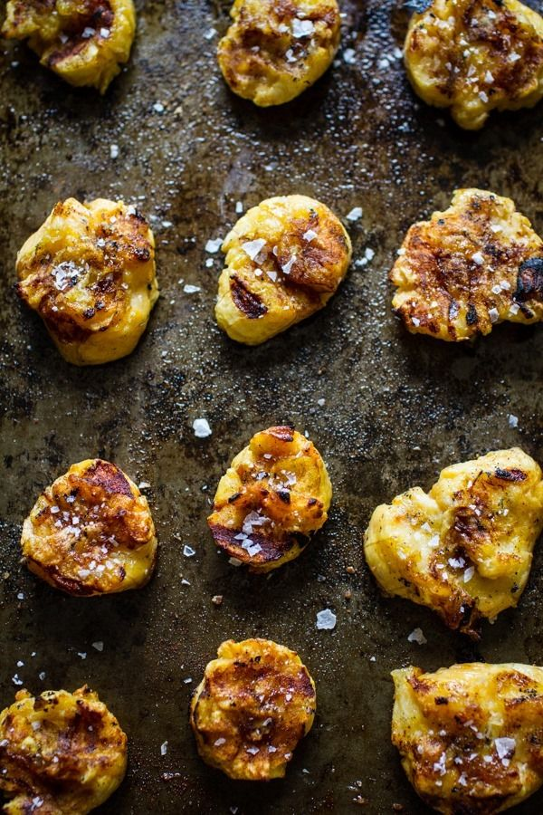 Sweet Cinnamon Grilled Plantains