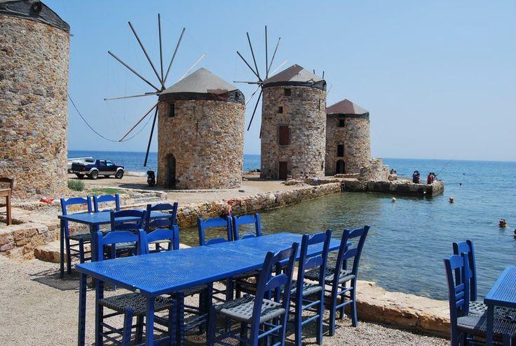Hios, Greece