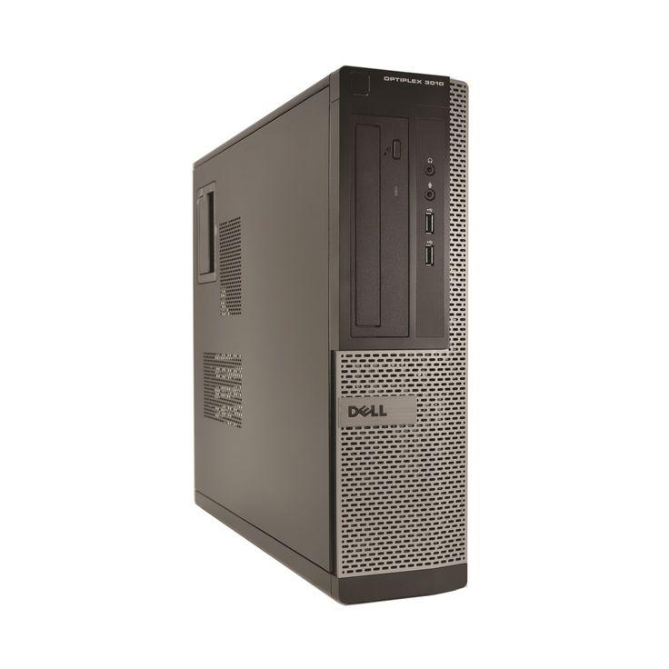 Dell OptiPlex 3010-D Core i7-2600 3.4GHz 2nd Gen CPU 8GB RAM 500GB HDD Windows 10 Pro PC