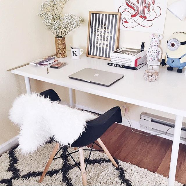 """Lovin this workspace featuring our """"Identity"""" print!"""