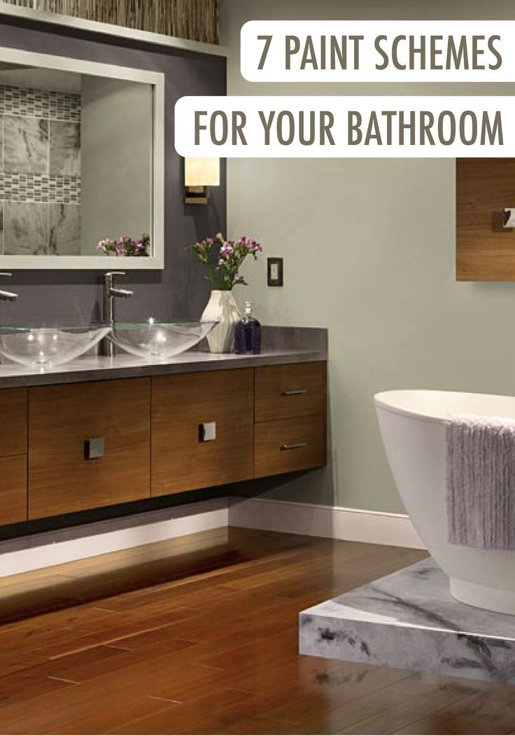 Remodeling Your Bathroom Start The Process By Picking Out Your Color Combination Whether You