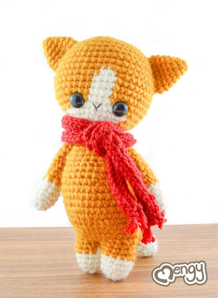 Marmalade the Kitten by mengymenagerie.deviantart.com on @DeviantArt