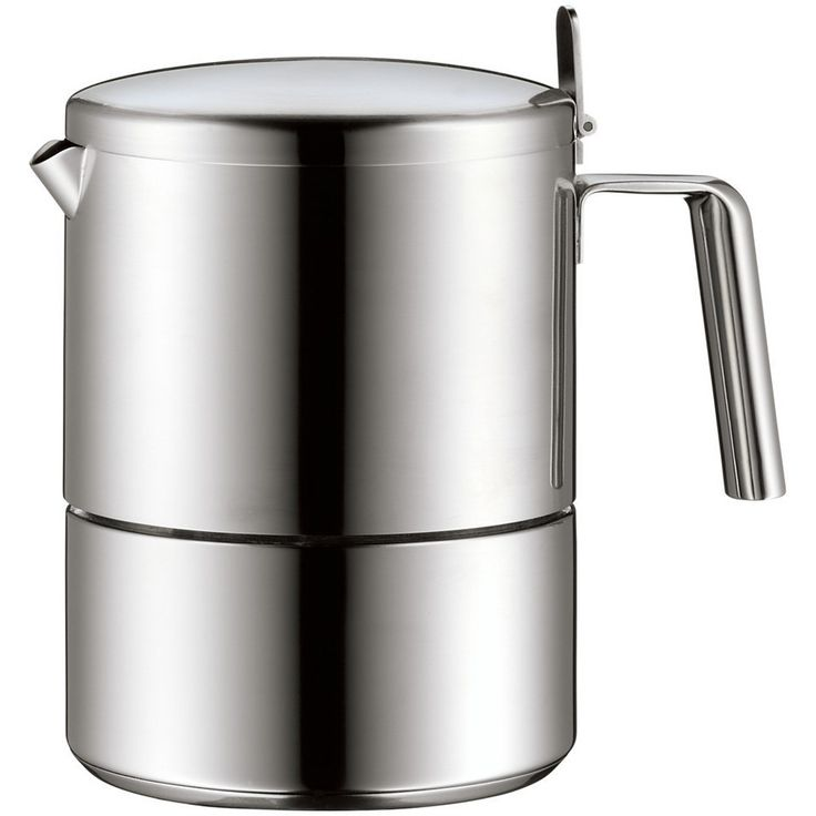 WMF Espresso-Maschine »Kult« Jetzt bestellen unter: https://moebel.ladendirekt.de/kueche-und-esszimmer/besteck-und-geschirr/besteck/?uid=24c42de3-b51e-5ee3-bf94-2b19a4b2ba3c&utm_source=pinterest&utm_medium=pin&utm_campaign=boards #geschirr #kueche #esszimmer #besteck Bild Quelle: quelle.de