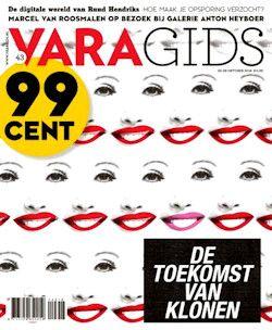 52 weken VaraGids € 29,95: Probeer Vara's TV gids nu een  jaar uit met een maximale korting van 50%!