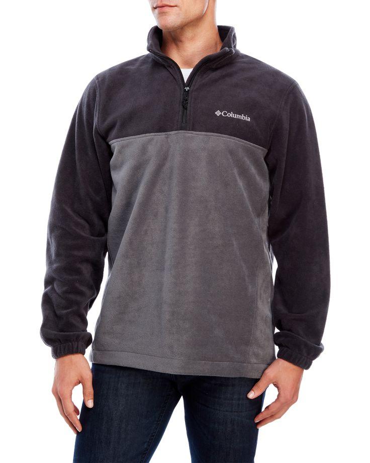 Columbia Quarter-Zip Performance Fleece Pullover
