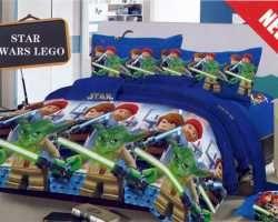Grosir Sprei KINTAKUN DELUXE - Kintakun Deluxe Star Wars Lego