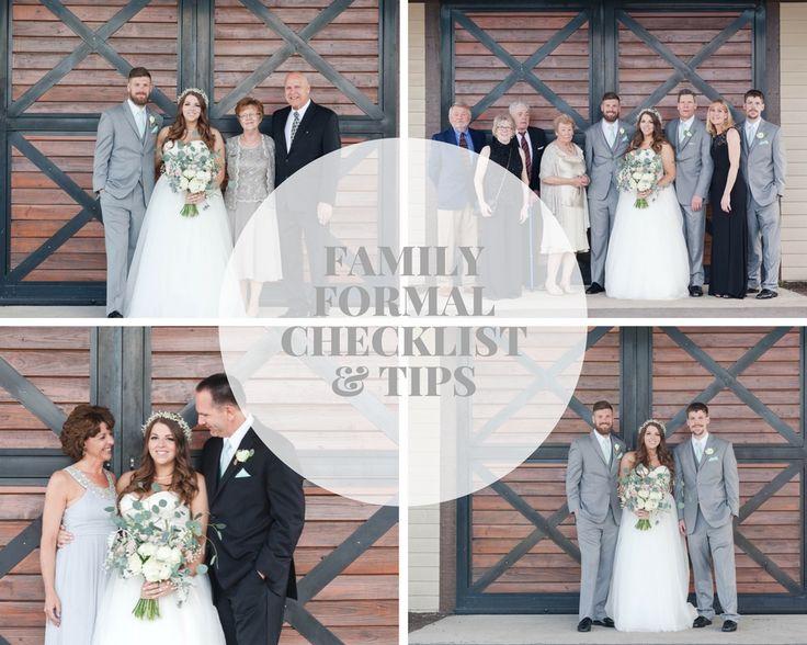 Best Wedding Photography Checklist Ideas On Pinterest
