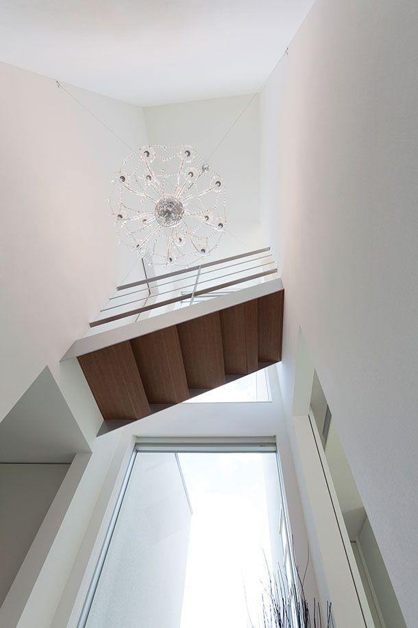 プライバシーが高く開放感のある家・間取り(愛知県みよし市) |高級住宅・豪邸 | 注文住宅なら建築設計事務所 フリーダムアーキテクツデザイン