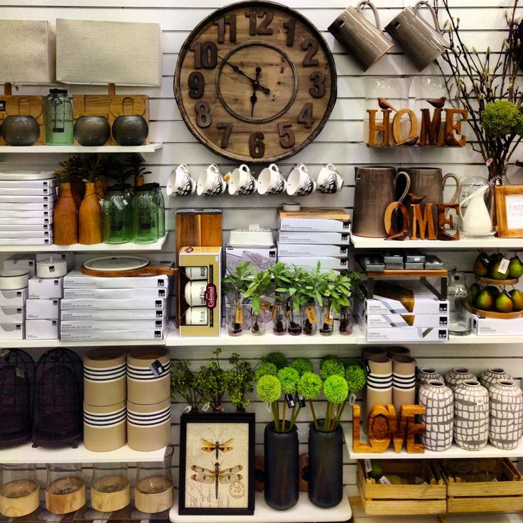 Home Decor Warehouse: Urban Raw Visual Merchandising By Jodie Hilton