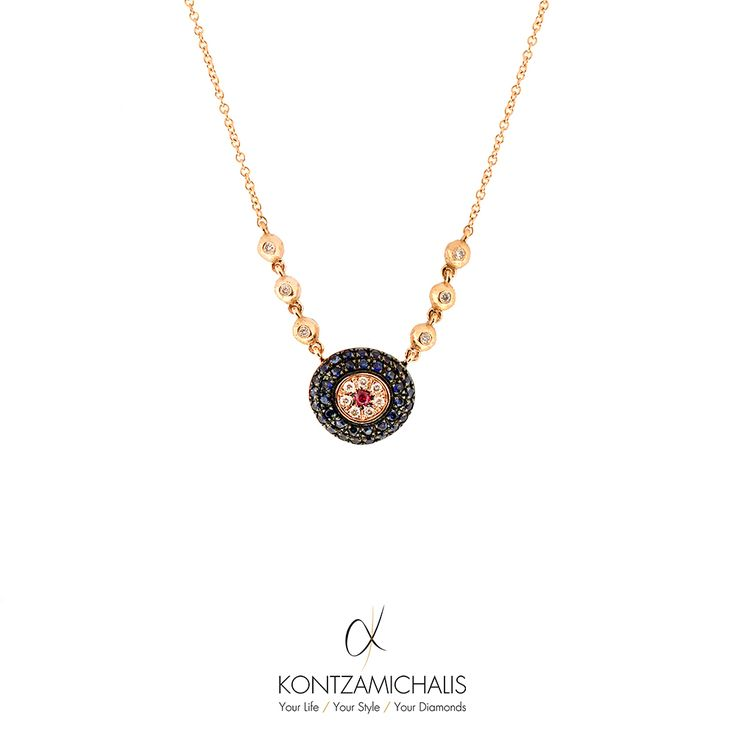 It's all about getting good vibes and positive energy.  #KontzamichalisJewellery