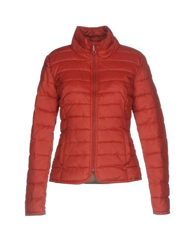 ONLY BLU Women's Jacket Brick red XS INT