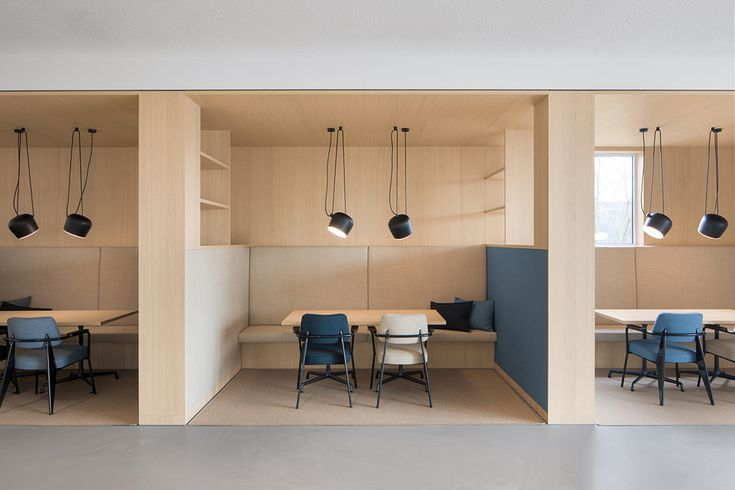 i29 interior architects proyecta las nuevas oficinas de BKR. Diseño social para el consumidor actual