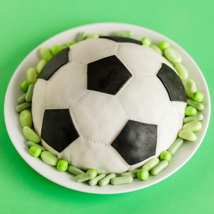 Jalkapallokakku | K-ruoka #näinonnistut #ohje