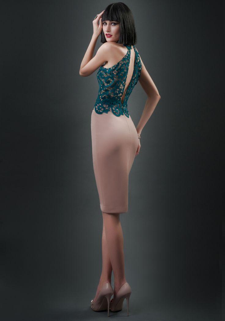 Sparge barierele timiditatii cu noua rochie Love HER DRESS.