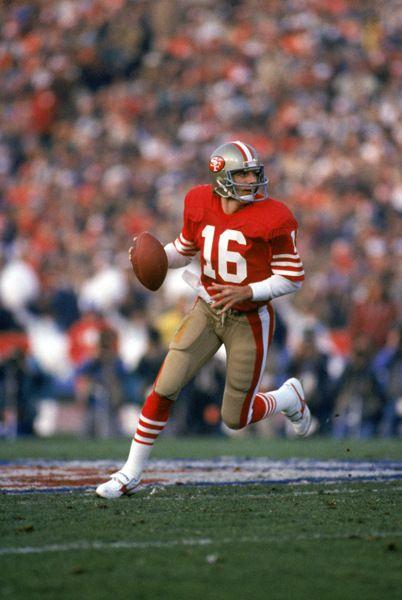Joe Montana (QB) 49ers - First Year: 1979 - Career: 12 seasons - Drafted: Round 3, Pick 82