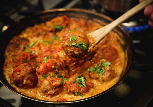 Dal Kofta #dinner #indian one of my favorite indian dishes ever and its #veggie YAY