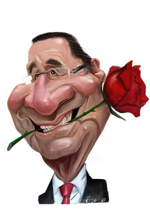 Album - Caricatures-politiciens-vereux