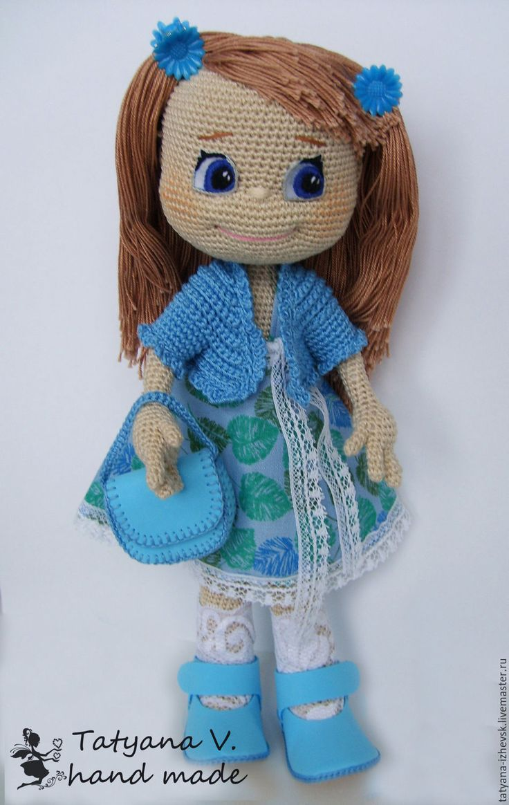 Amigurumi Doll How To : Best images about amigurumi dolls on pinterest