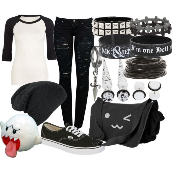 """""""Untitled #387"""" by littlemisstoxin on Polyvore"""