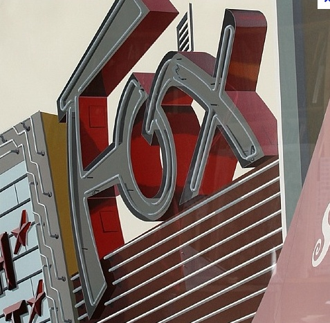 Robert Cottingham art