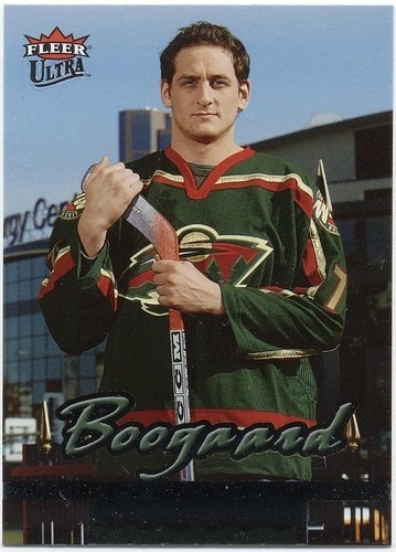 Loaned to the Rangers - You're truly Wild at heart - And called up by God (Derek Boogaard - 06/23/1982 – 05/13/2011)