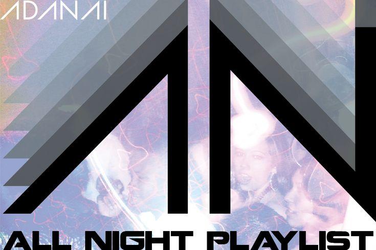 2013 Pool Party Music: The ADANAI All Night Playlist