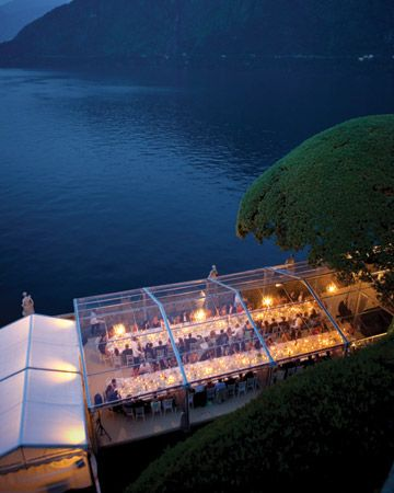 ♡ Lake Como, Italy. (picture of Destination Wedding)