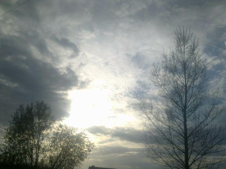Chmury i niebo - http://www.asib.pl/blog/Moja-kreatywnosc-czy-panorama