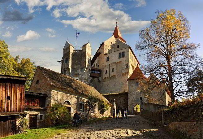 Kudy z nudy - Pohádkový hrad Pernštejn