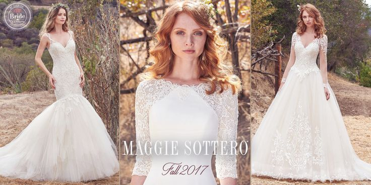 Maggie Sottero, Fall 2017, as seen on dressfinder.ca