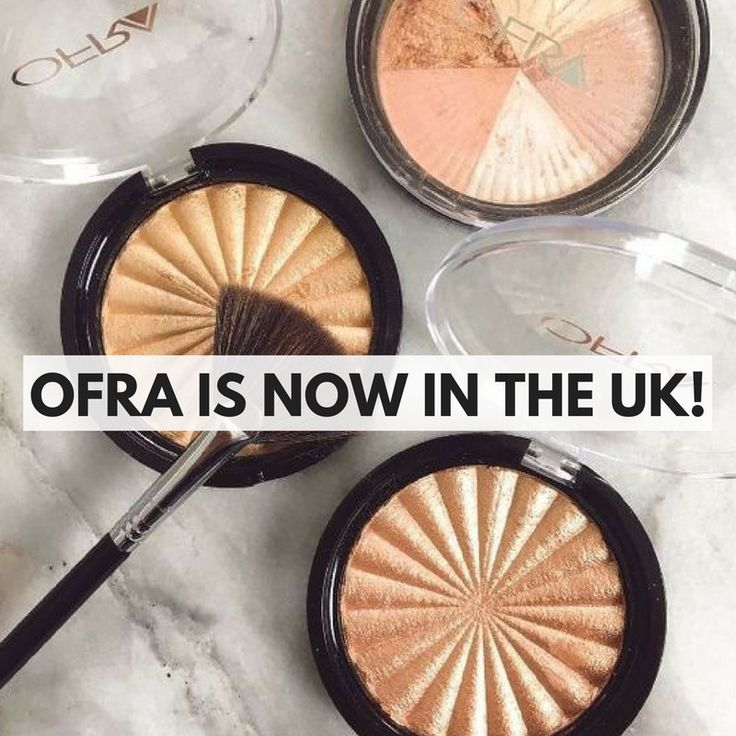 OFRA IS NOW IN THE UK! #makeup /Amaliah.co.uk
