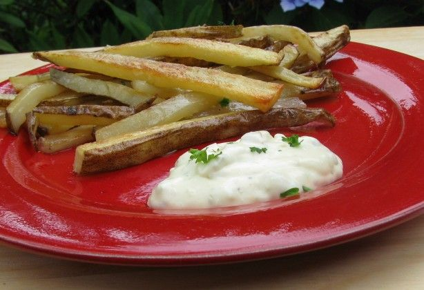 My Mom always made tartar sauce this way. I like it much better than the bottled kind. Ive tried plenty of fancy recipes, but I always come back to this one. Sometimes the most simple recipes are the best.