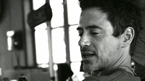 32 Reasons Robert Downey Jr. Is The Most Perfect Man In The Universe- This gif alone makes it worth clicking on this link. You won't regret it, I promise.