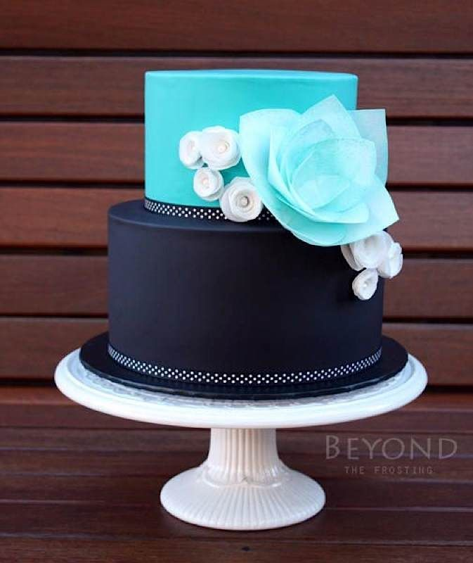 Elegant Birthday Cakes For Women | ... Birthday cakes for women, Birthday cakes women and 40th birthday cakes