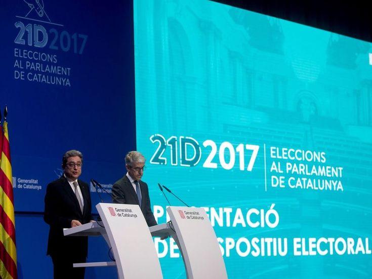El Gobierno publicará los datos sobre las actas de las mesas electorales del 21-D