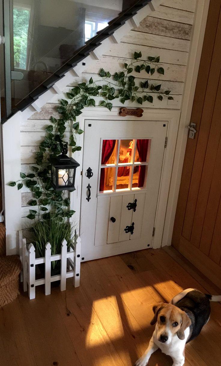 Marvelous 11 Best DIY Dog House Under Stairs For Beagle Images On Pinterest   Diy  Dog, Dog And Beagle
