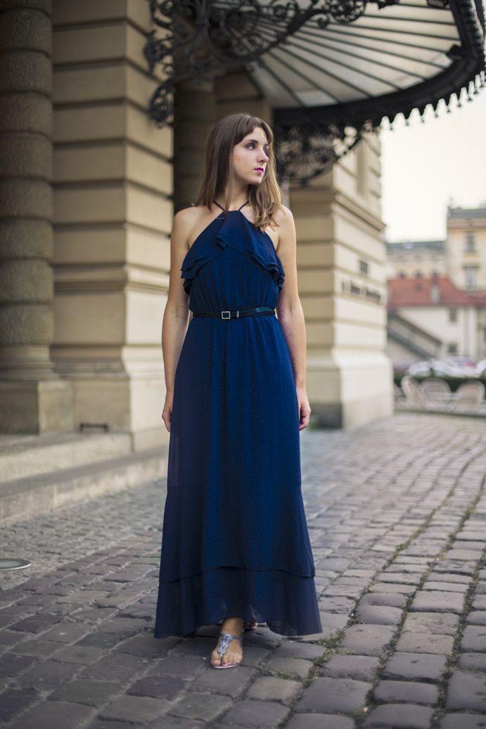 Beautiful summer maxi dress