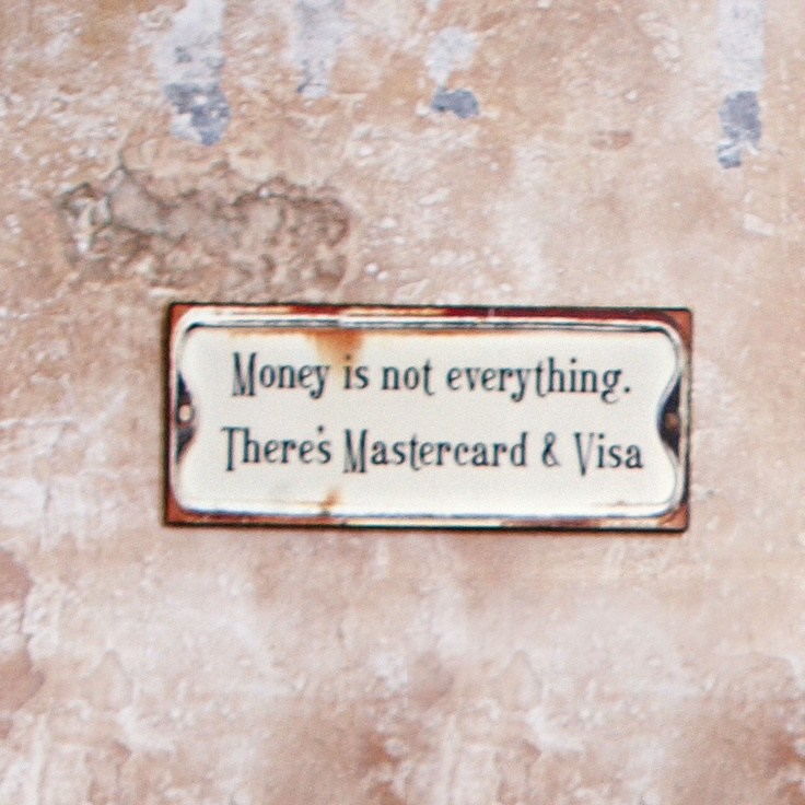 essay on money is not everything
