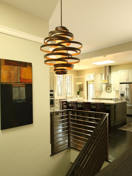 Awesome Contemporary Hallway Lighting