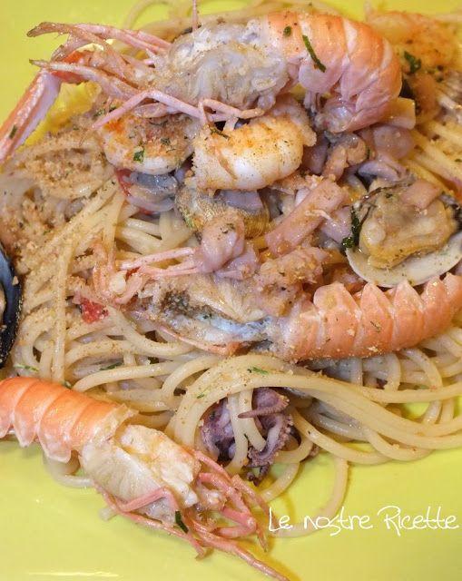Le nostre Ricette: Spaghetti allo scoglio