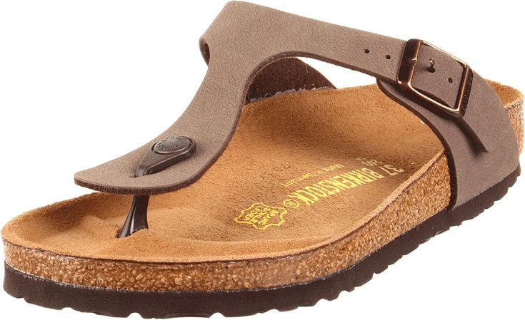Birkenstock Women's Gizeh Thong Sandal ** Awesome product. Click the image : Women's Flats Sandals