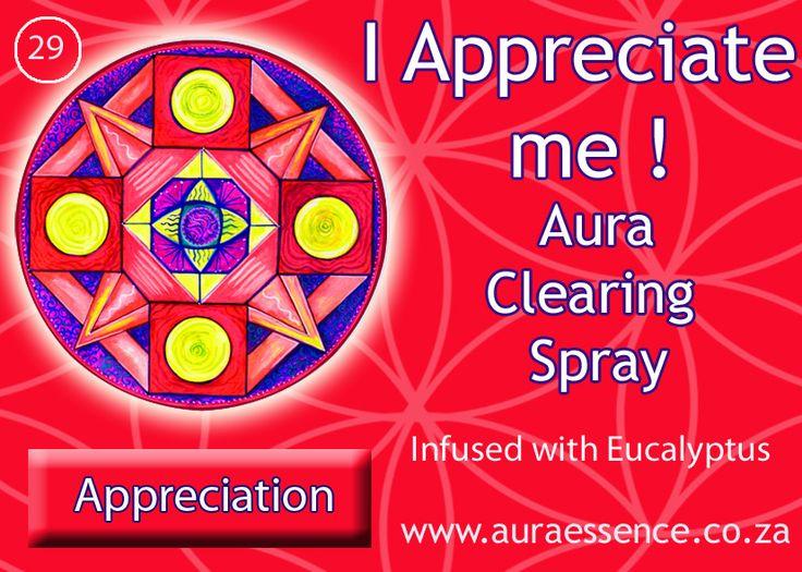 29- aura clearing spray appreciation