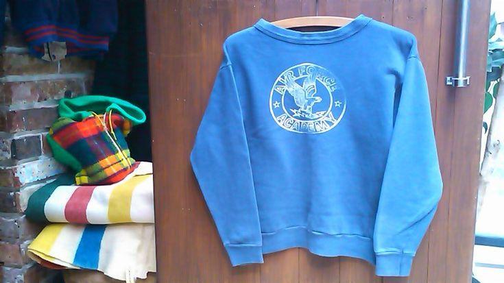 神戸店、2/3(木)ヴィンテージアイテム入荷ブログ②スウェットアイテム(トアウエスト神戸店) : magnets vintage clothing コダワリがある大人の為に。