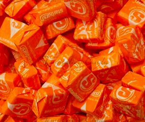 Orange StarBurst #Orange #aesthetic #lollies Pinterest: @ParisDalyy Orange StarBurst <a class=