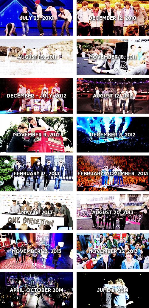 One Direction~~ been here since January of 2011. If you know the meaning of all of these days then you should be proud