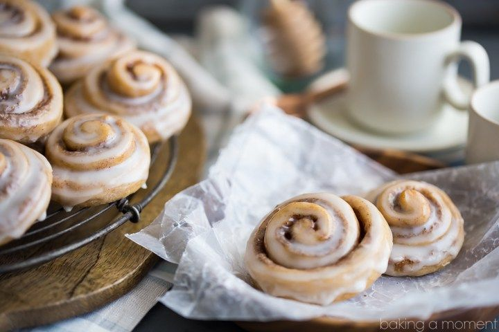 This homemade Honey Buns recipe took me straight back to my childhood! Perfect snack or on-the-go breakfast, and the dough was really easy to make.