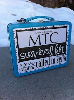 Great care package ideas- MTC and field ideas!