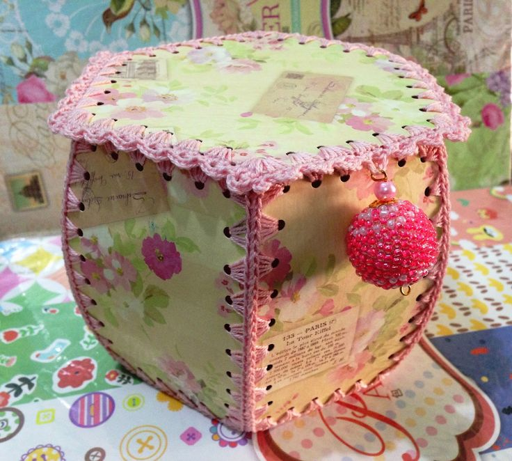 So Many Things to Do, So Little Time: How to Make Your Own Classic Trinket Box